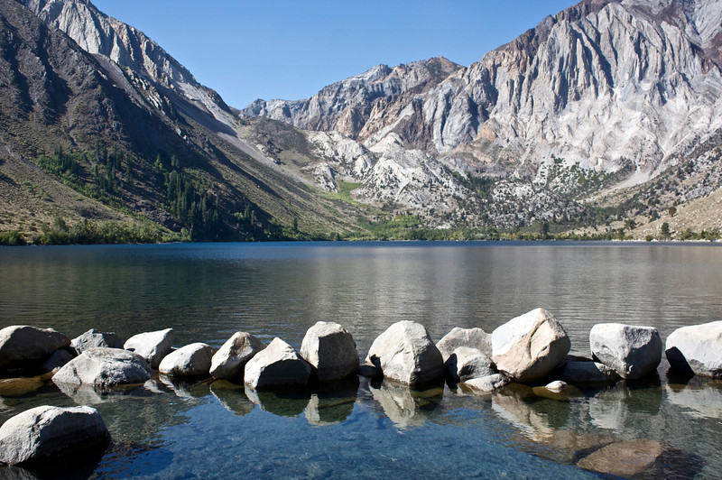 Convict Lake, Mt. Morrison, California