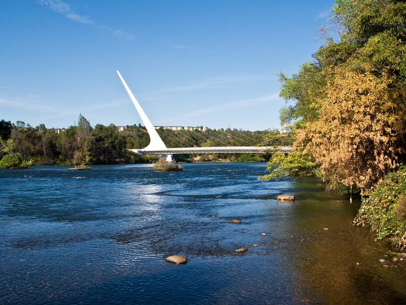 Sundial Bridge 4, Redding, CA