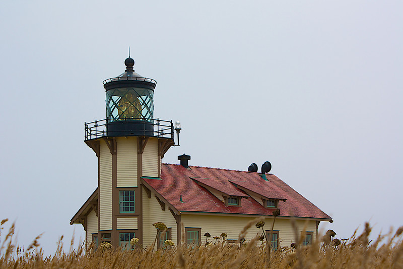 Cabrillo Light Station, Mendocino, California