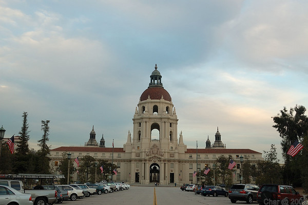 Old Town Pasadena City Hall