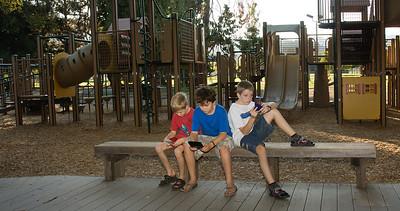 boys at crane park