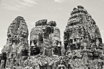 Gods that look like Suryavarman, Bayon