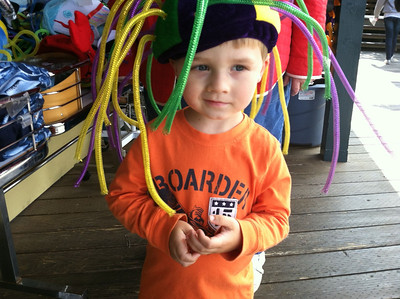 More crazy hats