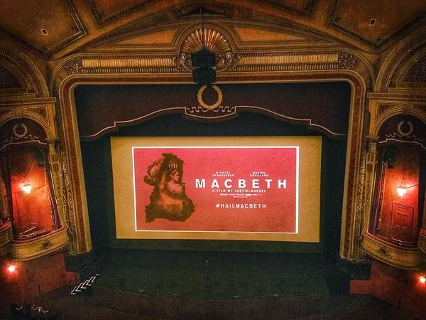 UK Premiere of Macbeth at Festival Theatre, Edinburgh
