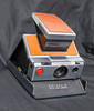 78 of 365 (SX-70)<br /> <br /> Maybe I should have used this camera for number 70 of 365? Still in great shape and still works - now to get some fresh film for her to chew up and spit out.