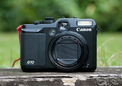 Canon G10 by D60