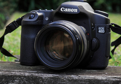 Canon 40D by G10_