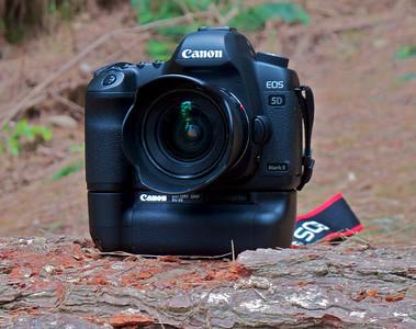Canon 5DMKII by Canon G10 C