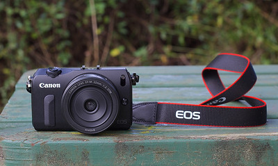 Amazon recently dropped the price of the EOS M by a couple of hundred dollars to USD $299.00, so it was a bit of a impulse buy.   The internals of the camera are virtually the same as the Canon 650D in a smaller body.   I will see how it goes as a replacement for my very much loved Canon G10.