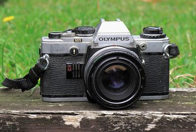 Olympus OM10 by G10
