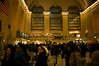 Evening Rush Hour at Grand Central Station