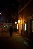 Evening walk. Lower east side