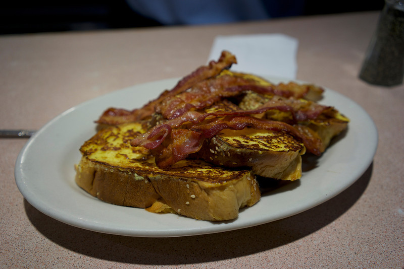 35mm f/2.8 Sony Zeiss  No Adaptor French Toast and Bacon