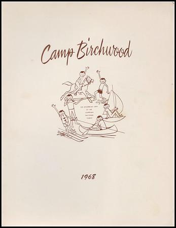 Camp Birchwood 1968