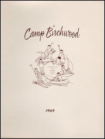 Camp Birchwood 1969