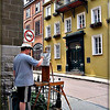 Plein Air Painter, Quebec City