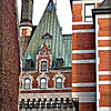 Detail, Chateau Frontenac, Quebec City