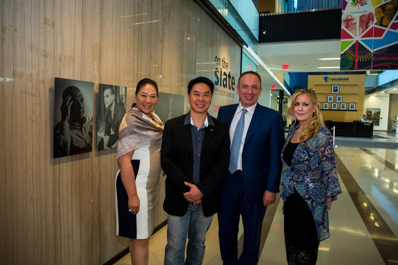Canada 150th Photo Exhibition   Project 99  Vaughan City Hall   May 25 - Aug 25, 2017
