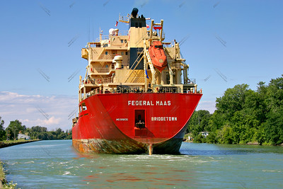 Welland Canal Shipping