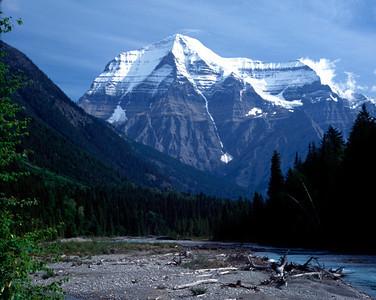 Mount Robson, Jasper Provicial Park