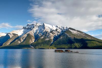 #1309 Lake Minnewanka