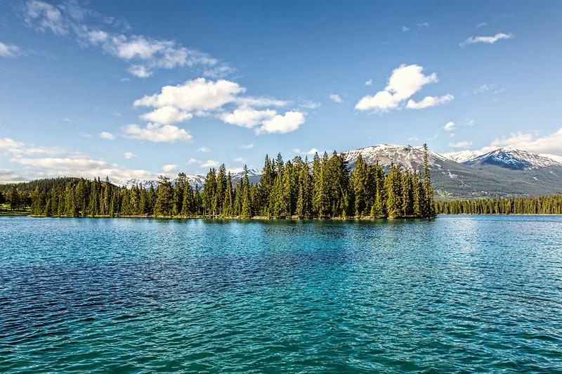 Jasper Park Lodge at Lake Beauvert