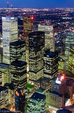Toronto at Dusk II - Toronto, Canada