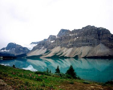 Glacial Lake, Banff