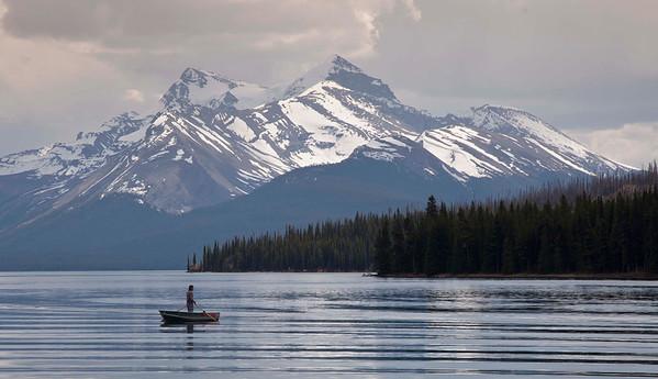 Canadian Rockies June 2009