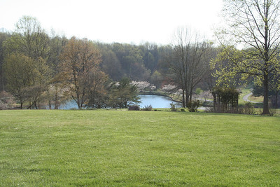 Meadowlark Botanical Gardens - April 2007