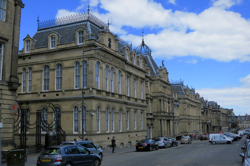Minto House at The School of Arts, Culture and Environment. Univ. of Edinburgh