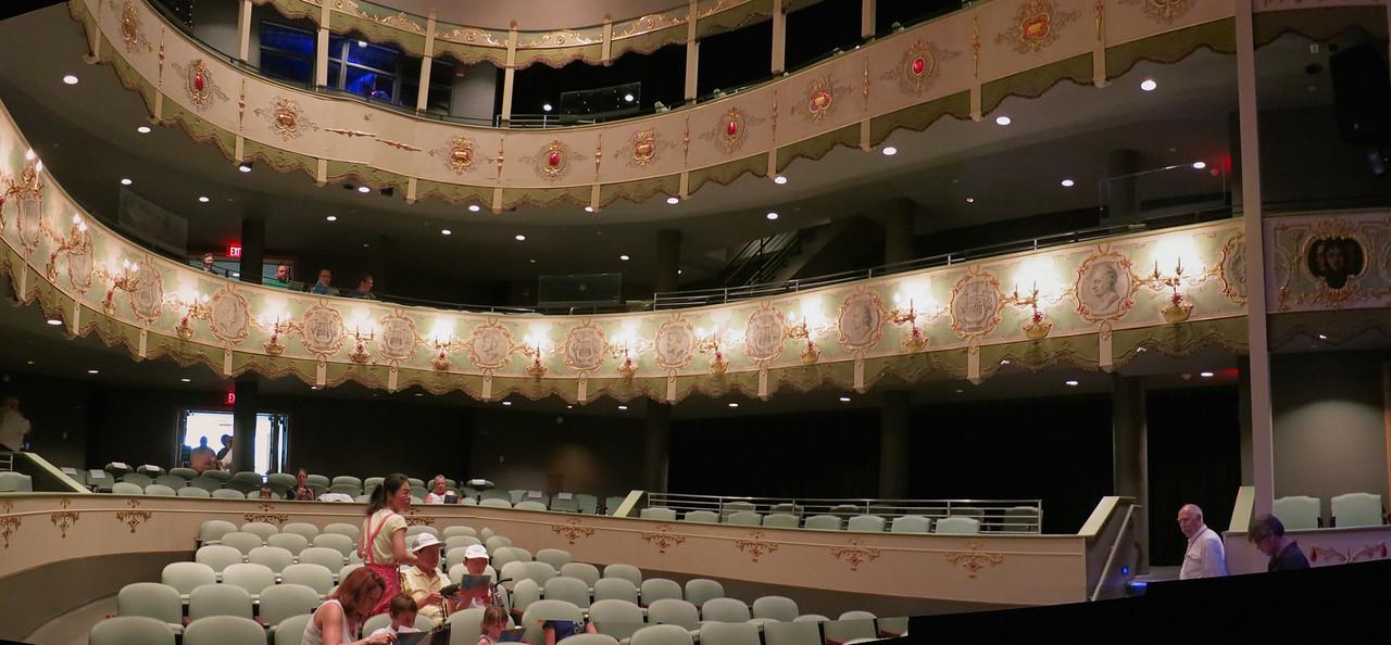 Historic Asolo Theater.