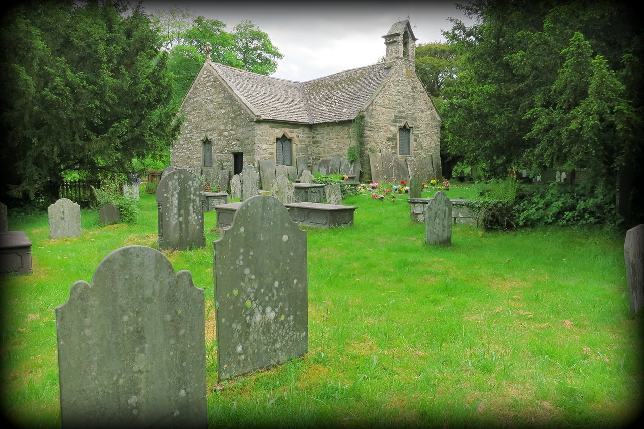 St. Michael's Old Church in Betws-Y-Coed