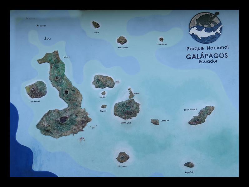 Galapagos, Quito & Amazon