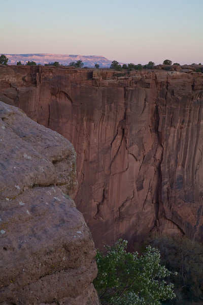 Alain Briot Day 2 - Canyon de Chelly - Tsegi Overlook sunrise