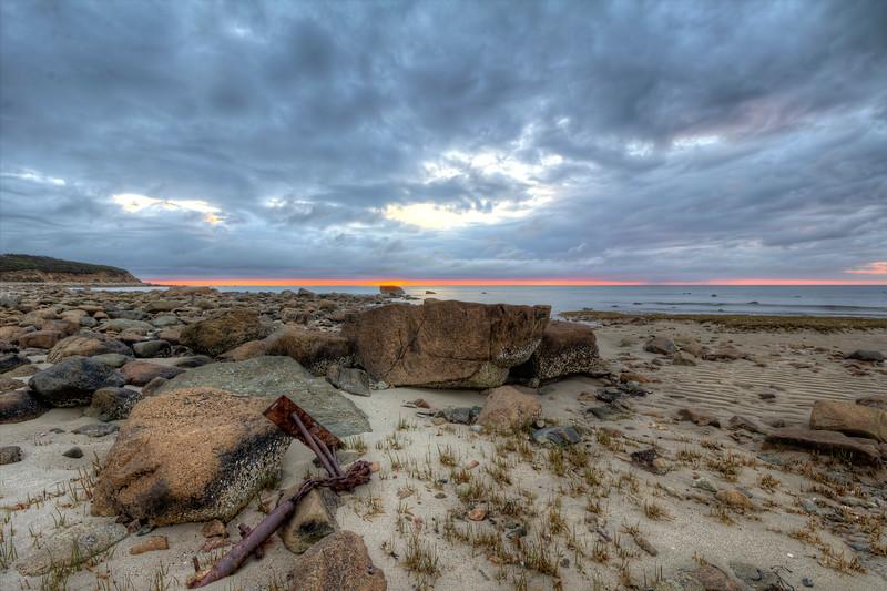Cape Cod Bay <br /> Dennis, MA<br /> Image: 3621