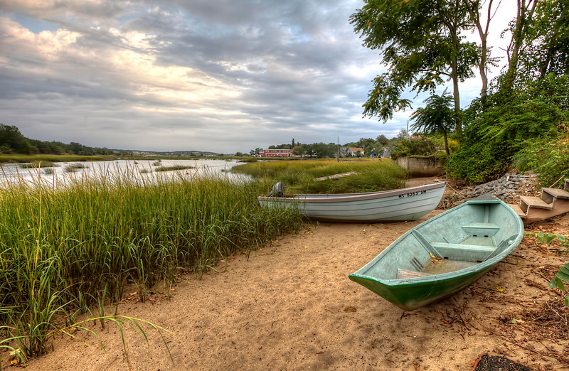 Duck Creek<br /> Wellfleet, MA<br /> Image#:1668