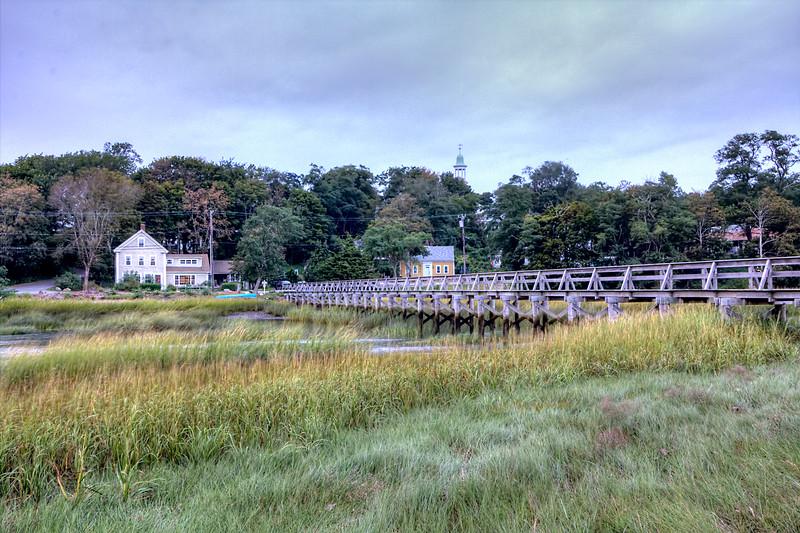 Duck Creek<br /> Wellfleet, MA<br /> Image #:1675