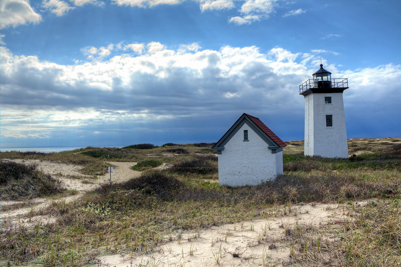 Wood End Lighthouse<br /> Provincetown, MA<br /> Image: 3903