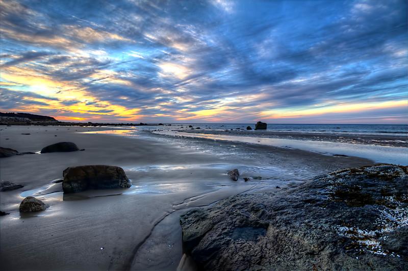 Cape Cod Bay<br /> Dennis, MA<br /> Image #:797