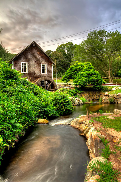 Grist Mill<br /> Brewster, MA<br /> Image#:1180