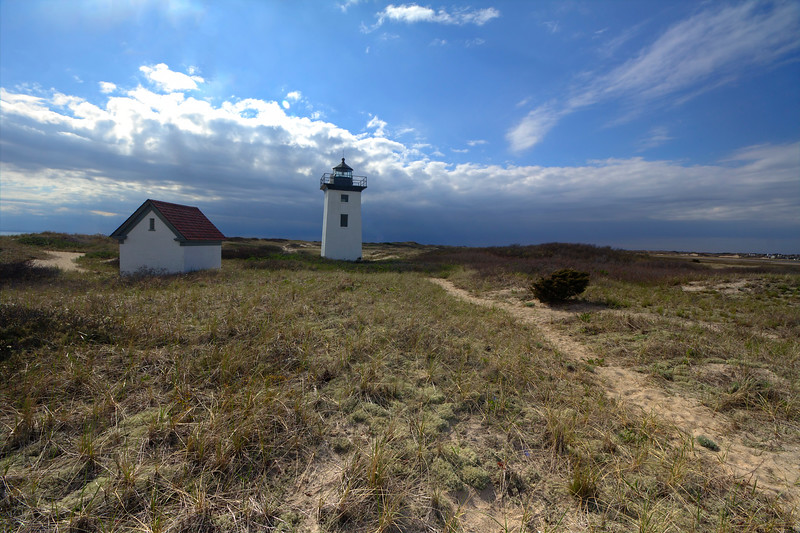 Wood End Lighthouse<br /> Provincetown, MA<br /> Image: 3907