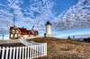 Nobska Lighthouse<br /> Woods Hole, MA<br /> Image #: 3889