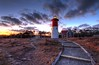 Nauset Lighthouse<br /> Eastham, MA.<br /> Image #:4143