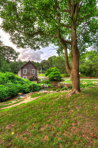 Grist Mill<br /> Brewster, MA<br /> Image#:1177