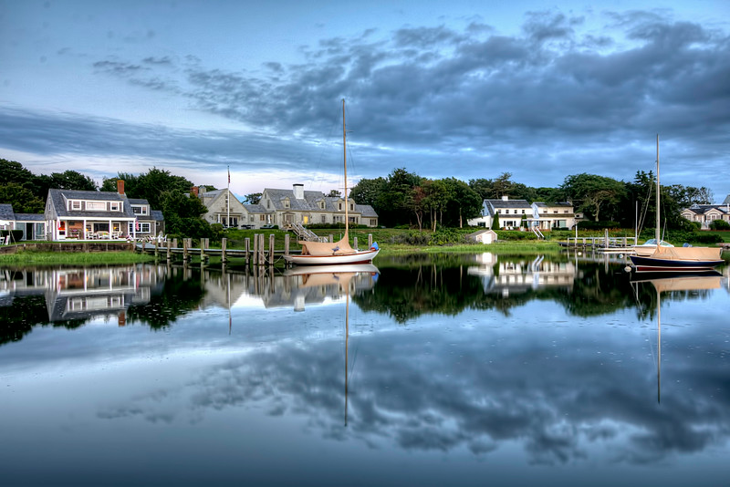 Wychmere Harbor<br /> Harwich Port, MA<br /> Image #:5083