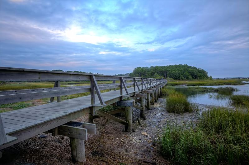 Duck Creek<br /> Wellfleet, MA<br /> Image #:1679