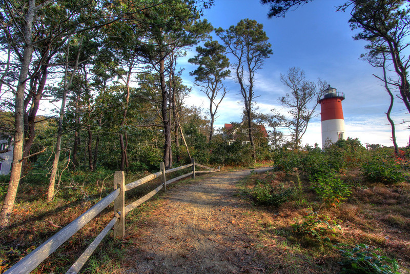 Nauset Lighthouse <br /> Eastham, MA<br /> Image #:3605