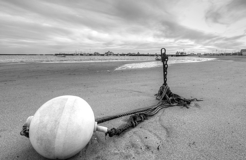 Provincetown Harbor<br /> Provincetown, MA.<br /> Image #:3992