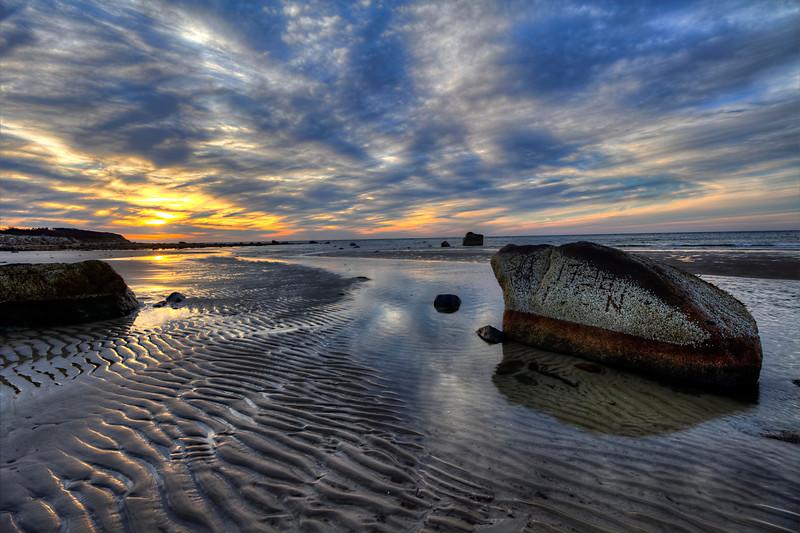 Cape Cod Bay<br /> Dennis, MA<br /> Image #:787